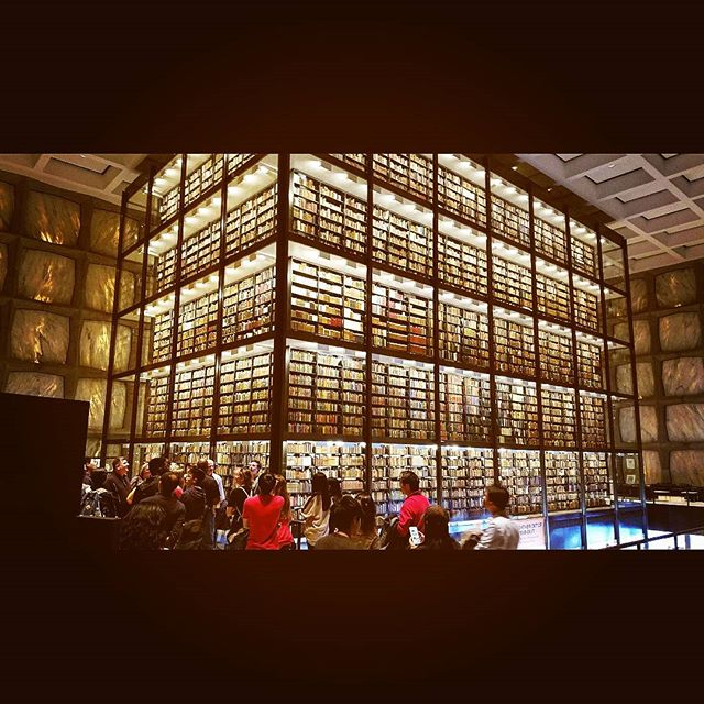 Beinecke Rare Book & Manuscript Library at Yale. Listen to Episode #39 of The Savage Podcast at www.thesavagepodcast.net to hear all about it. . . . . . #bjj #jiujitsu #wrestling #thesavagepodcast #savage #savageaf #mma #yoga #yogi #buffalove #buffalo #podcastjunkie #podcastaddict #podcast #love #instagood #followme #follow #cute #ufc #yale #library #art #ink #poetry #intelectual #knowledge #author #love #wanderlust
