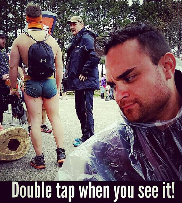 #SavJay at #toughmudder. #rt, #like and #follow when you see it! For more laughter in your life listen to The Savage Podcast at www.thesavagepodcast.net . . . . . #bjj #jiujitsu #wrestling #thesavagepodcast #taekwondo #savage #savageaf #mma #cardio #yoga #yogi #buffalove #buffalo #podcastjunkie #podcastaddict #podcast #love #instagood #followme #follow #funny #humor #love
