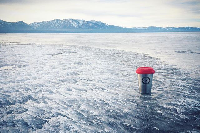 Cupsco everywhere I go!!! Bring one, save many.  Your best road trip companion. 🌲 #ownlessdomore