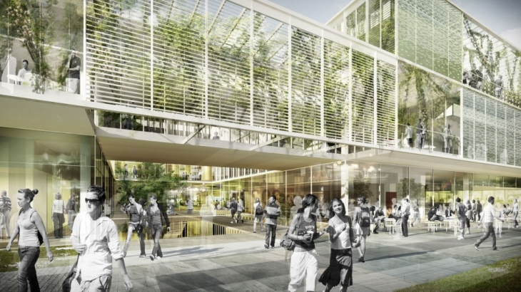 Research + Education_Building_for_Technical University Denmark_01