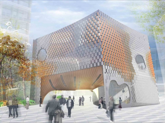 A Library of the Future