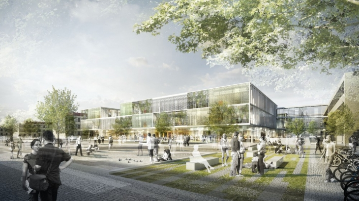 Research + Education Building for Technical University Denmark