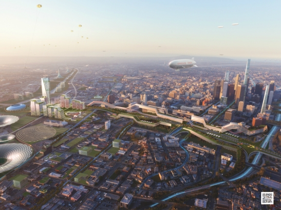 Six Visions for the Union Station Master Plan