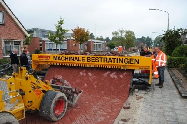 Tiger-Stone Machine