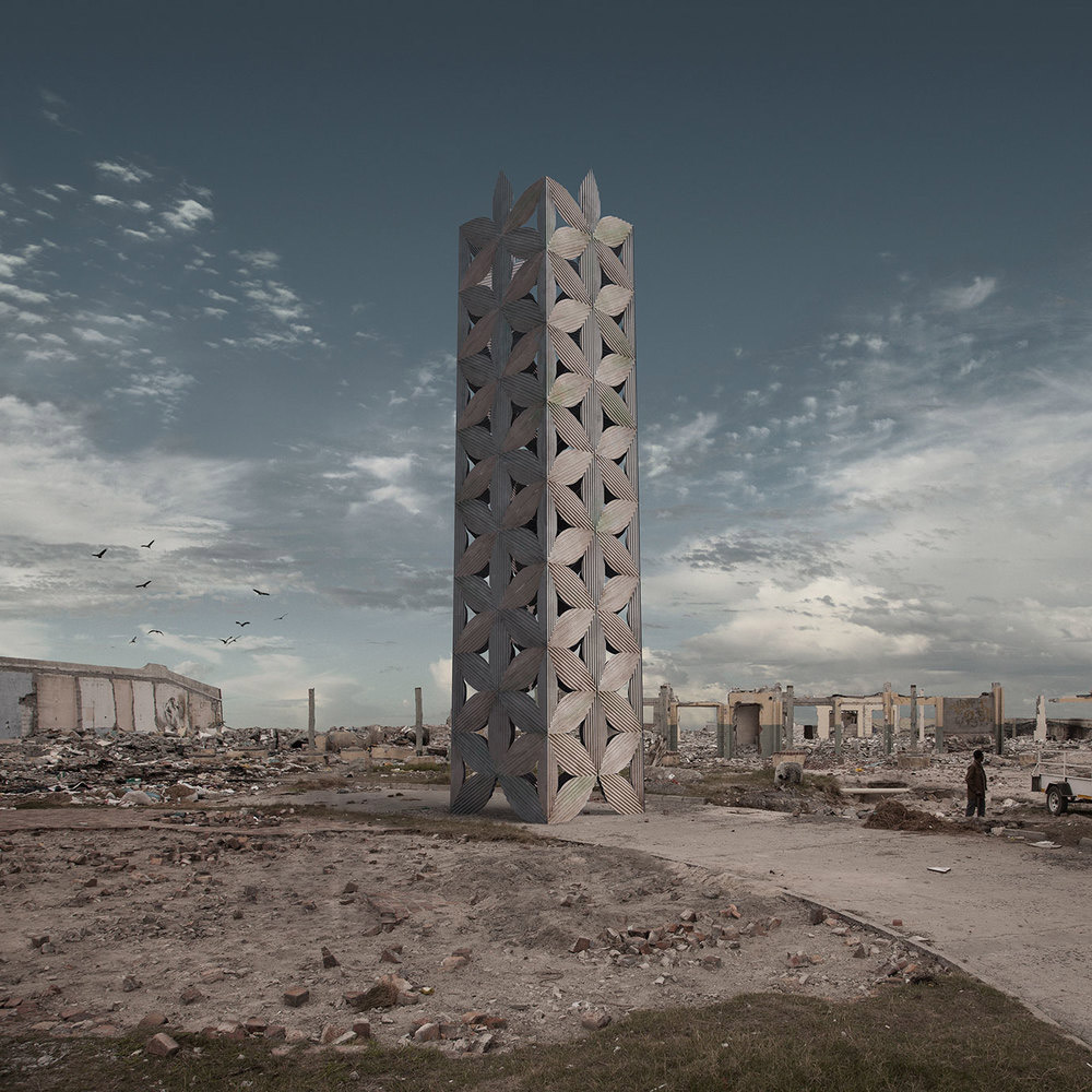 'diepsloot dignity tower'