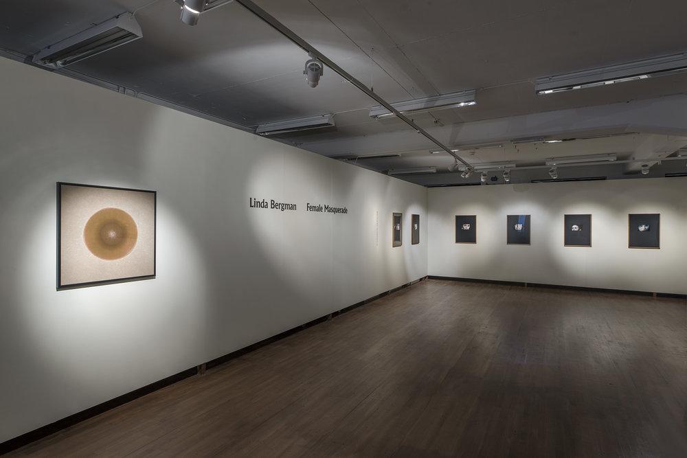 FEMALE MASQUERADE- solo show at Abecita konstmuseum, Borås, 2014.
