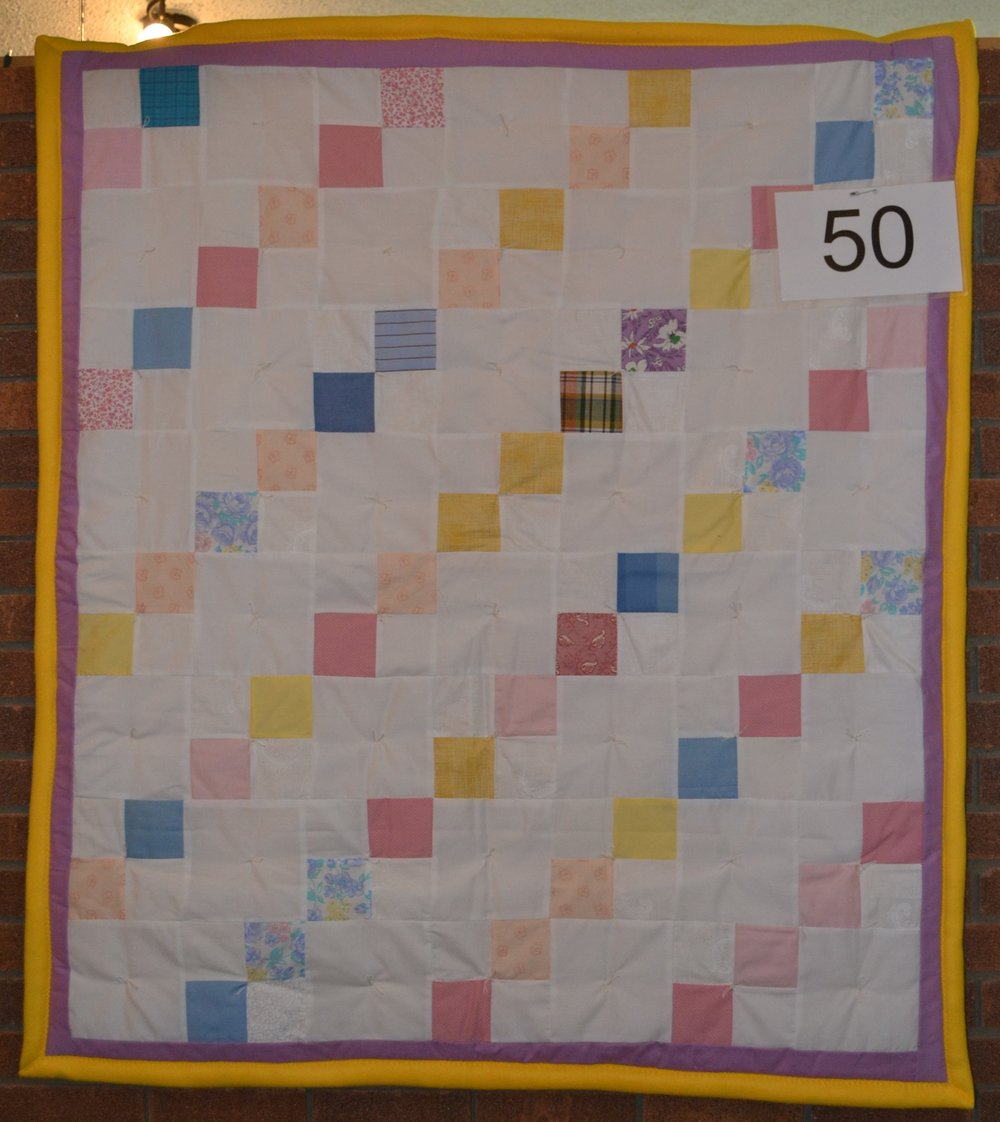 """#50  Size is 45""""X48"""""""