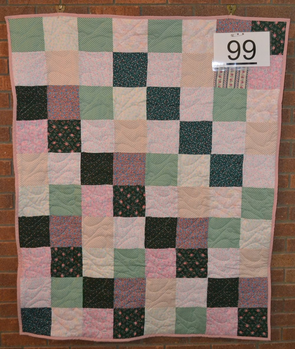 """#99  Size is 43""""X52"""""""