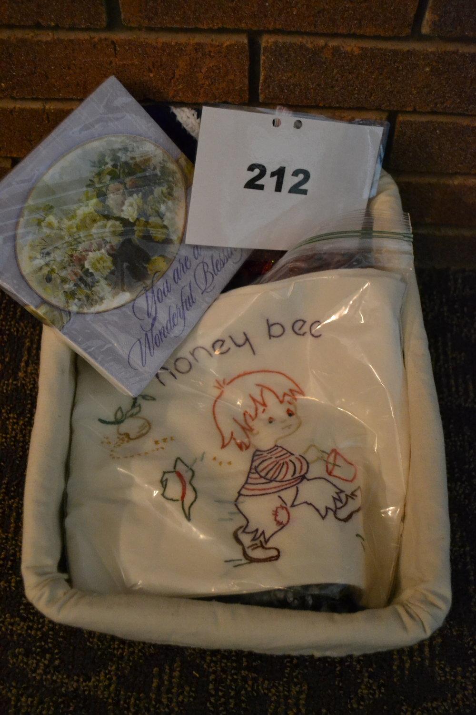#212  Misc. kitchen items