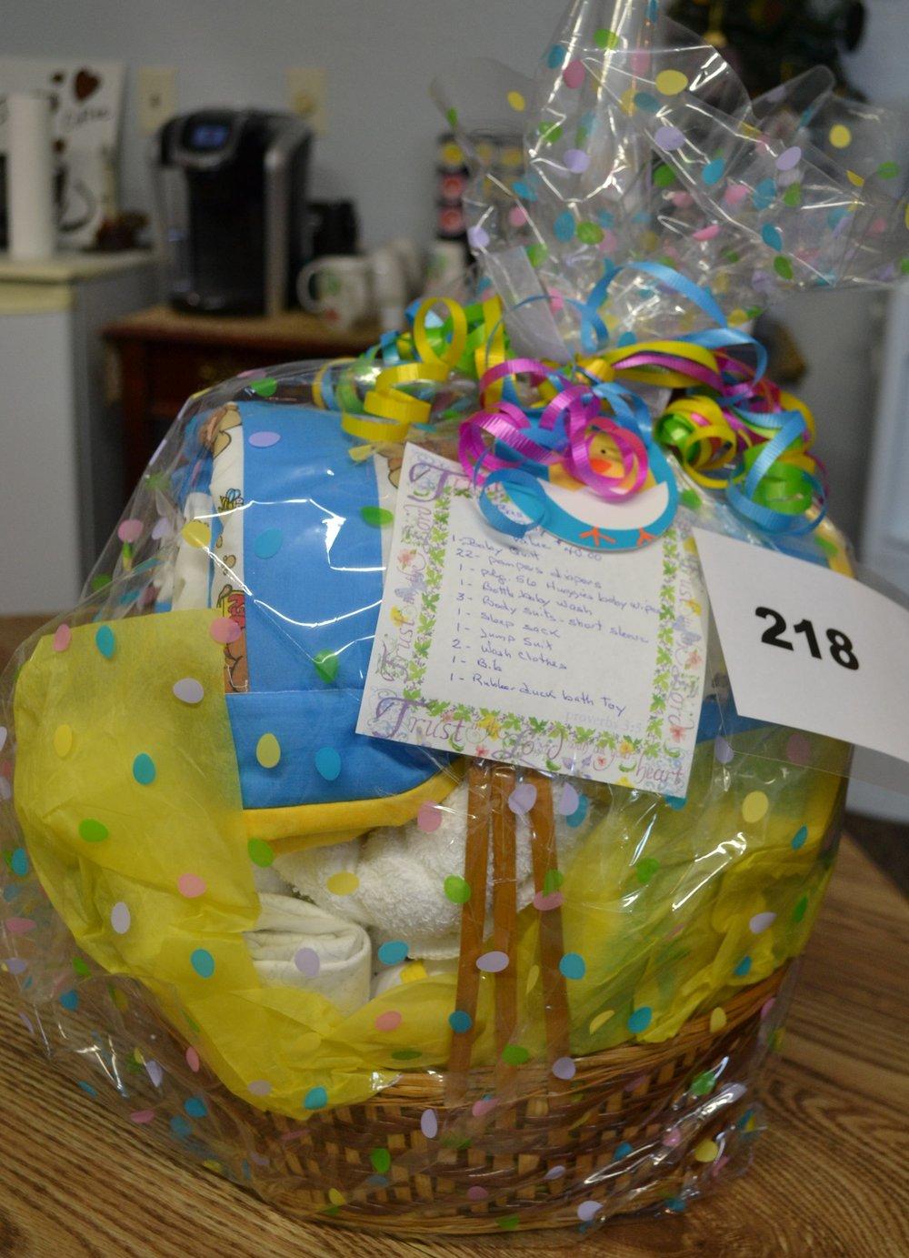 #218  Baby Basket