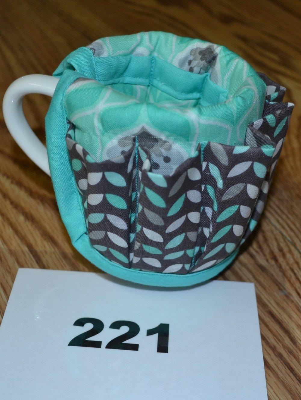 #221  Mug organizer