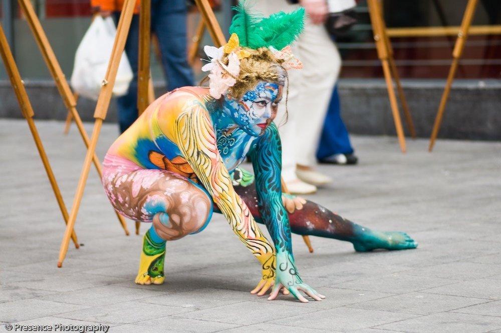Model: Rosyln Fuller / Photography: Presence Photography Ireland