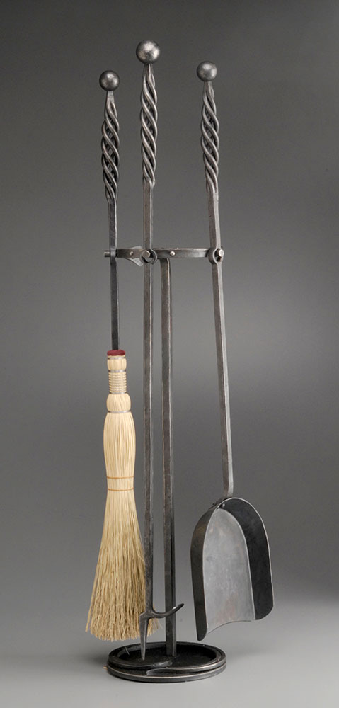 Fire Tools for Dr. and Mrs. Mann
