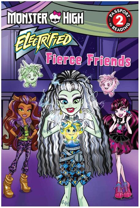 Monster High: Fierce Friends