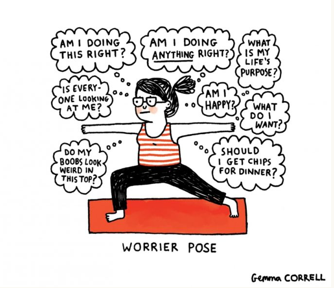 Featured image via  Gemma Correll