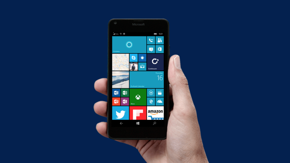 Microsoft's Place in The App World