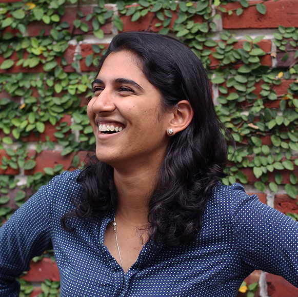 Vishnu Nanduri - Vishnu Nanduri is second year Biology major at the University of Florida and research intern for Femmes of Stem. She loves working with the badass FoS crew, learning about all things STEM, and working with others to make the world a better place!