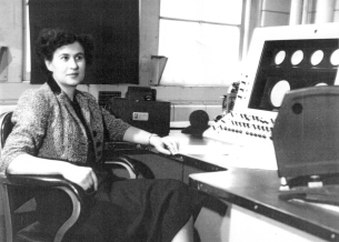 Beatrice Worsley (1921 - 1972) was the first person in the world to earn a PhD in computer science.