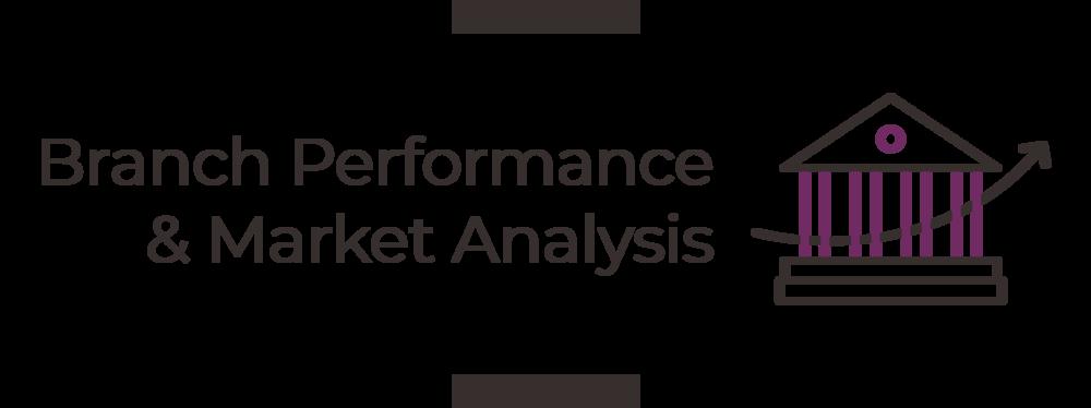 Branch Performance & Market Analysis