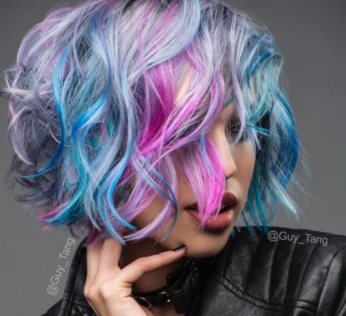 Haircolor with 2x the Shine