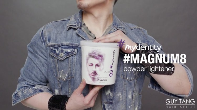 #Magnum8 Powder Lightener