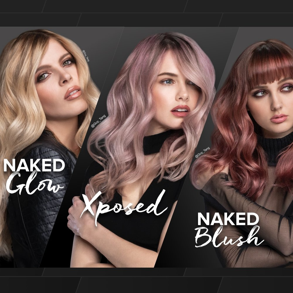 Nude hair salons