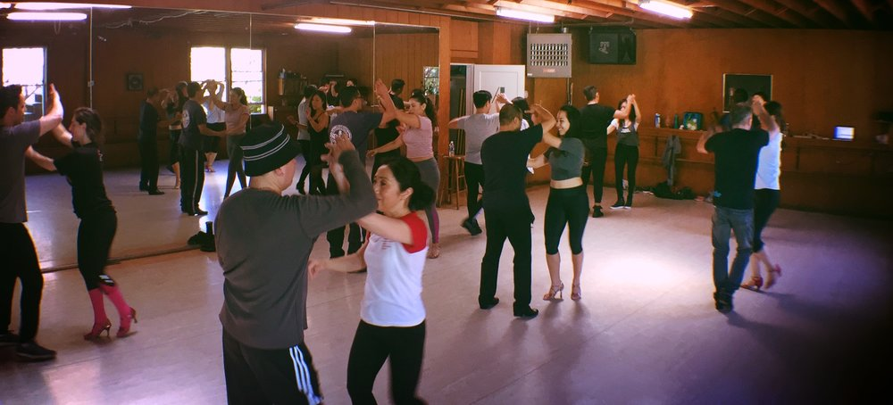 Introduction to Cha-Cha-Cha - All Levels Welcome