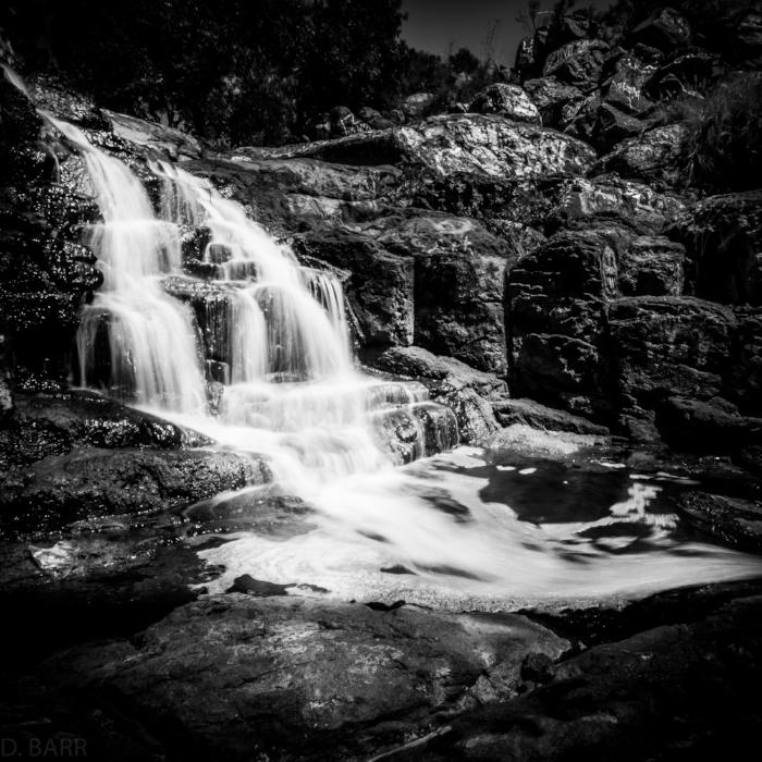 Adobe Falls (San Diego, Ca.)