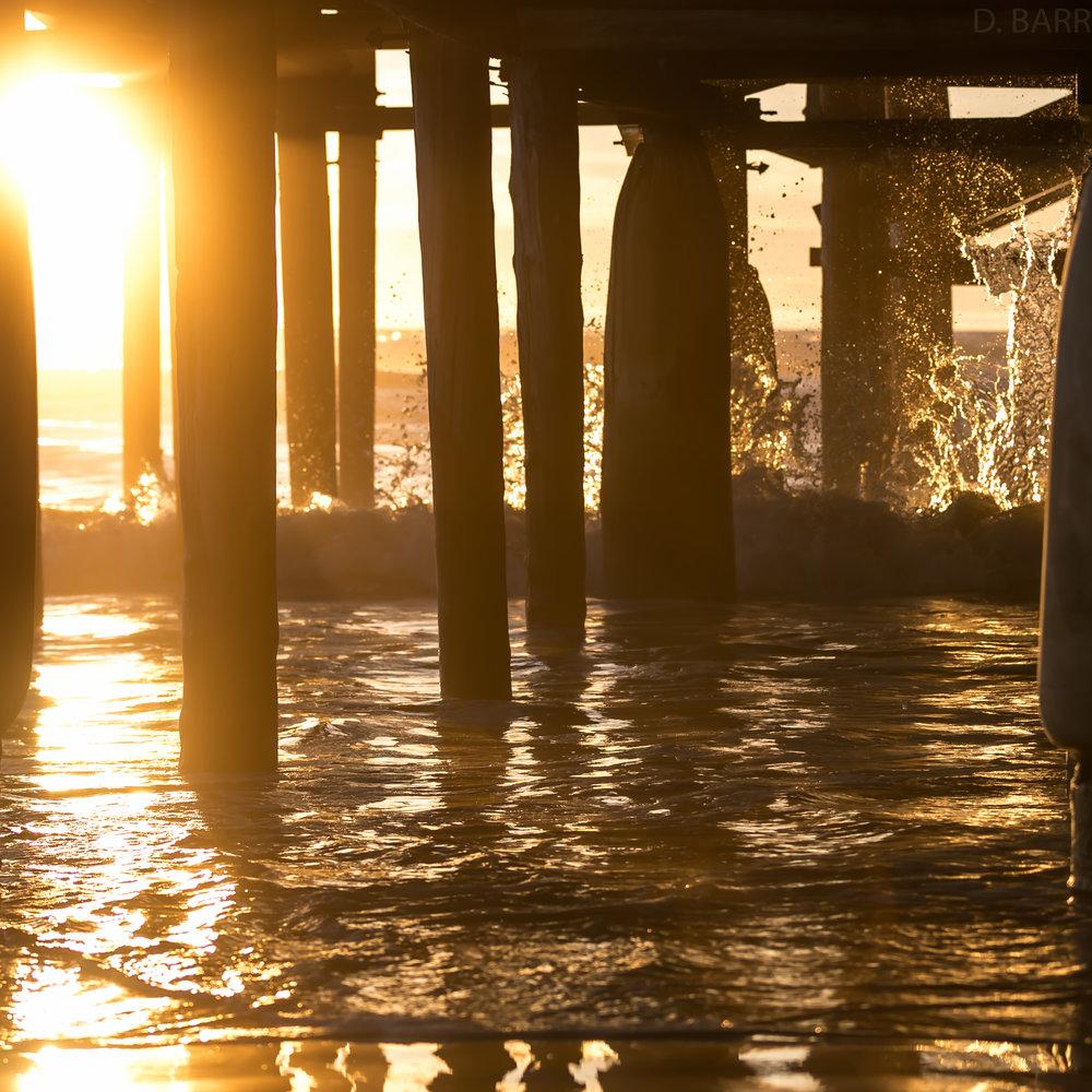 Pacific Beach (Crystal Pier)