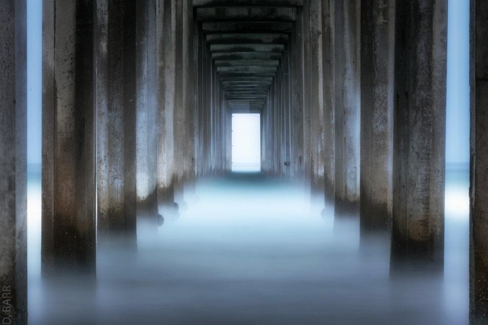 La Jolla, Ca. (Scripps Pier)