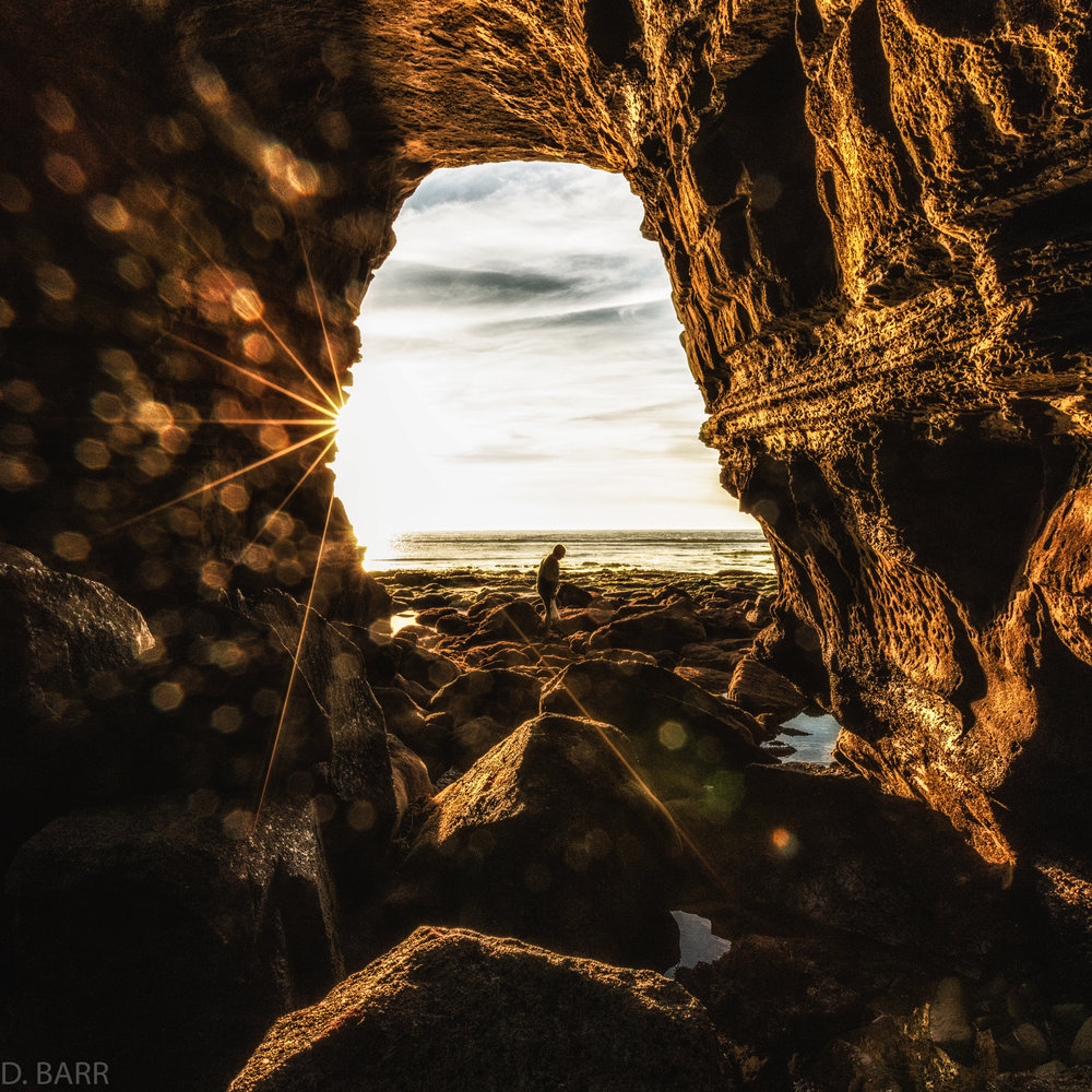Sunset Cliffs, Ca.