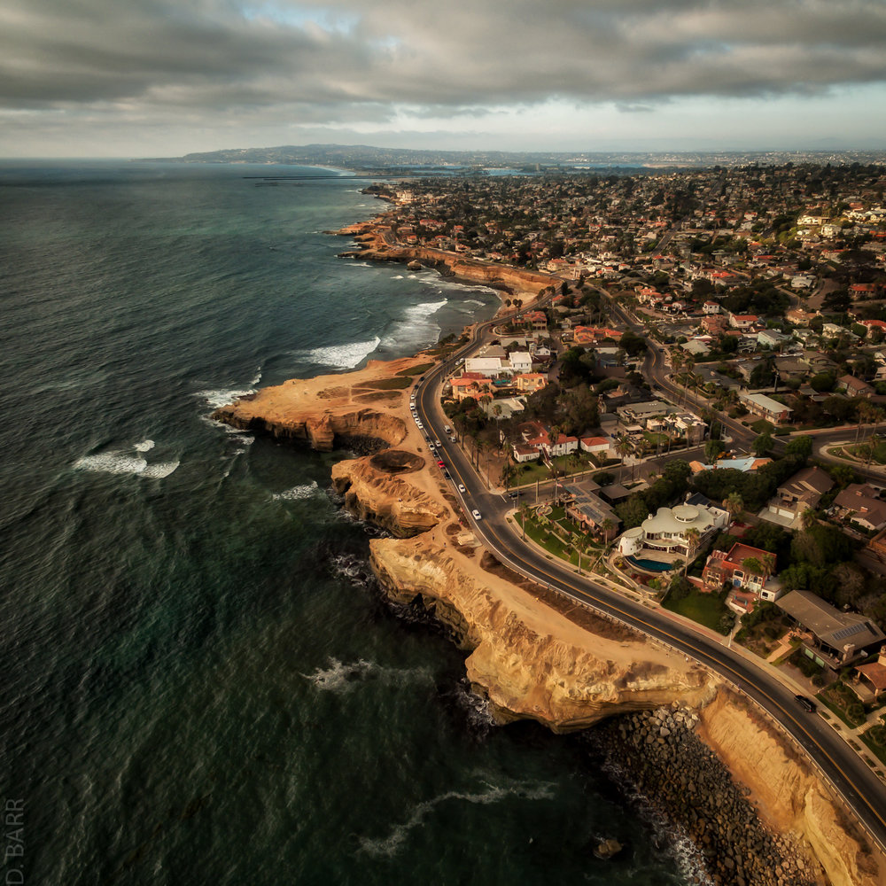 Sunset Cliffs (San Diego, Ca.)