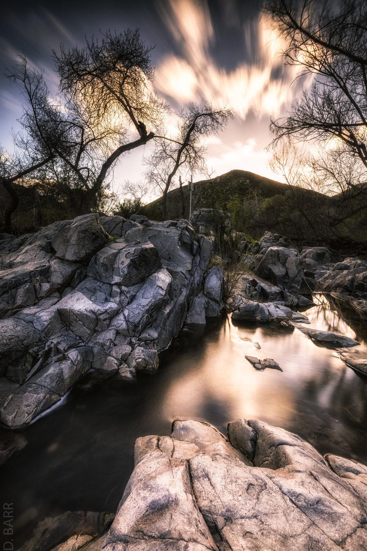 Old Mission Dam (San Diego, Ca.)