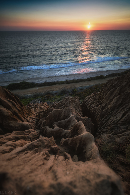 Torrey Pines State Beach (San Diego, Ca.)