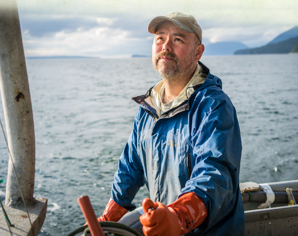 Anthem Fisheries    Business Coaching and Loan Recipient