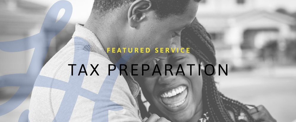 Featured Service: Tax Preparation