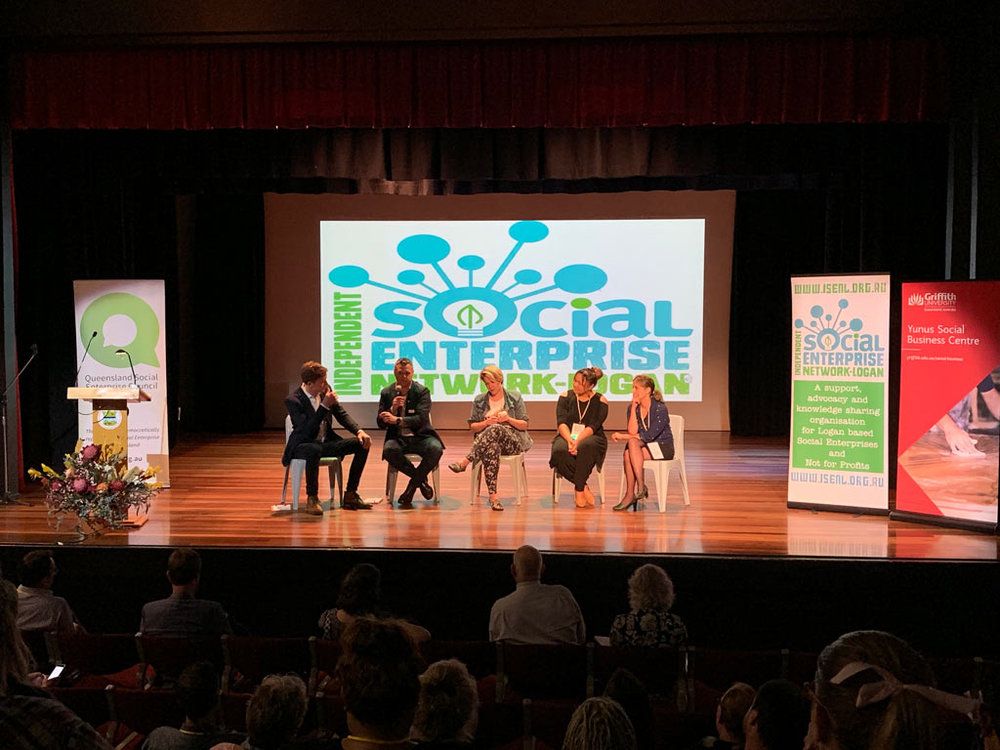 Logan-social-enterprise-forum-2018