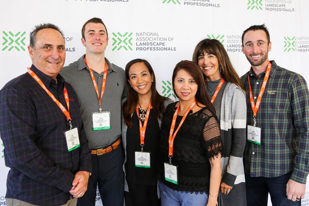 Berkshire Hathaway Homestate Companies and Rancho Mesa Insurance Services NALP Program Team