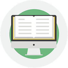 Risk Management Training Library Icon links to PDF flyer