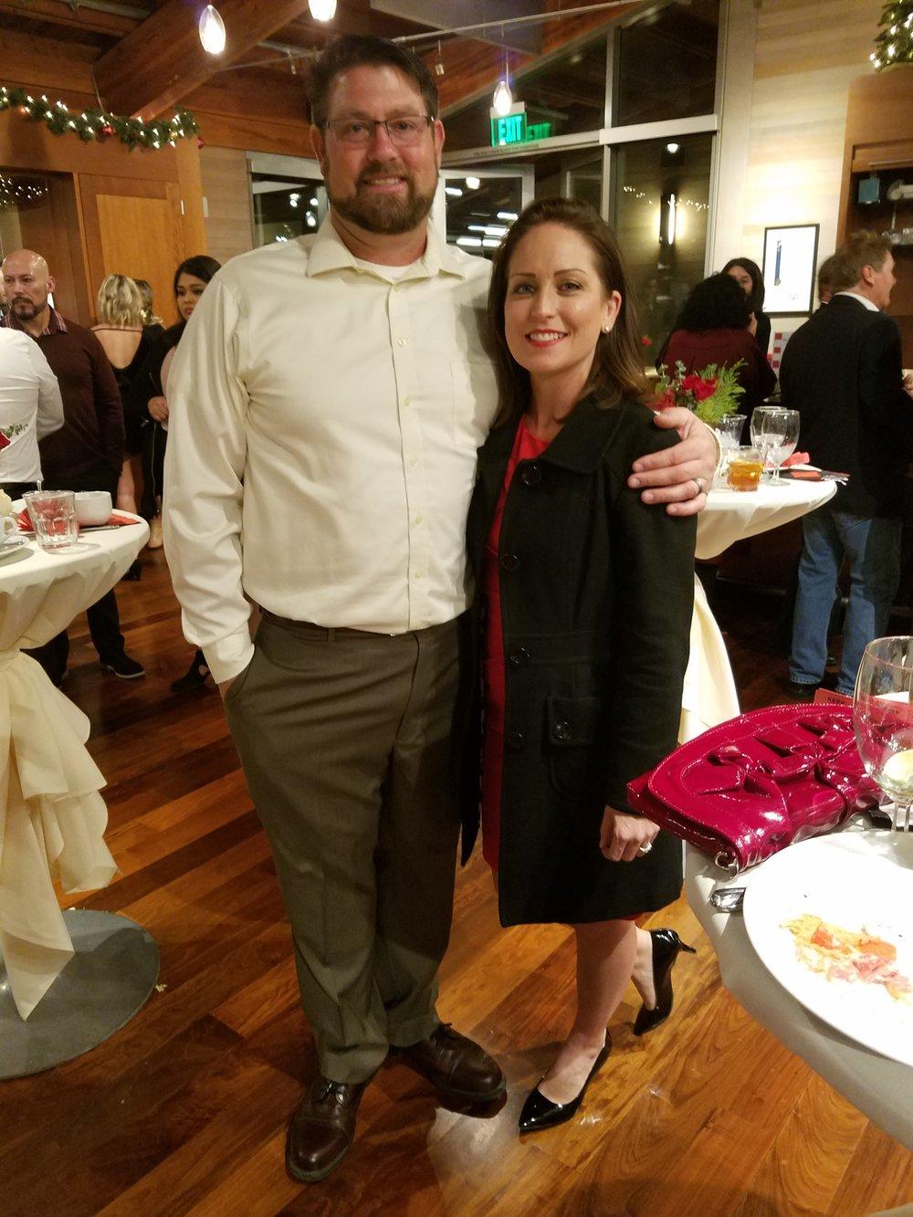 Nick and Alyssa