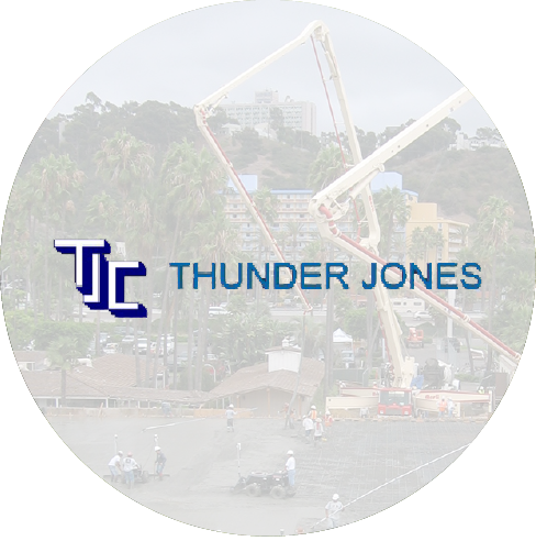 Thunder Jones Logo