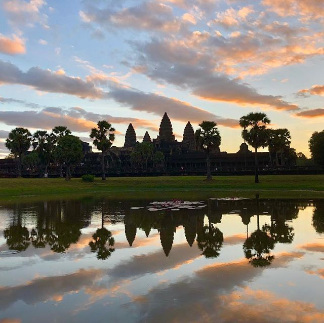 Where in the world is my therapist?! (Part 3) 🌏  Sue sa dey from Cambodia! 🇰🇭 It's been an incredible 6 weeks backpacking throughout Southeast Asia! While this country has such a tragic history, the people are the warmest and gentlest I've met. Here are a few amazing moments from the Kingdom of Wonder... 📸 1: Siem Reap- THIS. This is why I can to Cambodia! Angkor Wat has been on my bucket list for years and I got to watch the sunrise over the temples!  2: Siem Reap- This may look familiar to you— ever seen Tomb Raider? My inner nerd loved seeing Ta Prohm. So cool! 3: Siem Reap- Phare Cambodian Circus is an awesome organization that provides free education and training in various art forms to youth so they can earn a living through the arts! 4: Phnom Penh- I made some great friends in the capital of Cambodia. I met an expat who took me to the highest rooftop restaurant in the city where we watched the sunset. Stunning! 🌅  5: Phnom Penh- It was so important to me to understand the history of each country I've visited. So I visited the killing fields and the S21 genocide museum. Here are some bracelets that visitors have left on the posts surrounding one of the mass graves to pay respect to the deceased.  6: Kampot- This sleepy town is where the most incredible, world famous pepper is grown. I visited a pepper farm (because that's what you do in Kampot), and filled up half of my suitcase with pepper. All my friends and family are getting pepper for Christmas! 😬 But trust me, it's THAT good! 👩🏽‍🌾 7: Koh Rong- I needed on more taste of the island life, and I was wanting some adventure. So I went ziplining on this small but beautiful island off the southern coast of Cambodia.  8: Koh Rong Samloem- The little sister island to Koh Rong. This super small and quiet paradise was perfect for relaxing after the wild speed boat ride getting there!  Thank you to all my family, friends, colleagues, and clients alike who offered their support and well wishes as I embarked on this trip. I'm looking forward to touching base soon!  #EMDRTherapyAustin #EMDR #therapistswhotravel #therapistgoals #solotravel #selfcare #mentalhealth #angkorwat #cambodia #travelcambodia