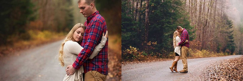 Puyallup JBLM Couples Photographer | Cormiers |  Stephanie Ratto Photography