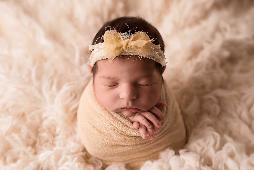 Puyallup, WA Newborn Photography |  Stephanie Ratto Photography