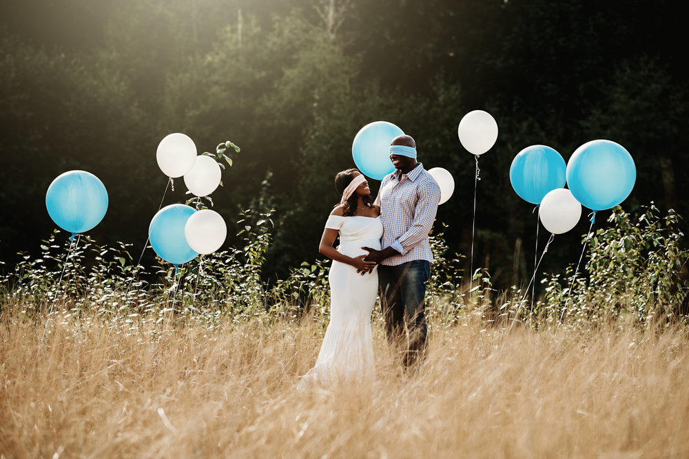 Yelm Maternity Photography