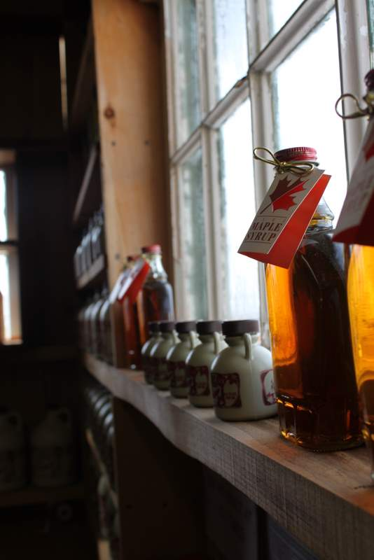 Real Maple Syrup in Upstate New York