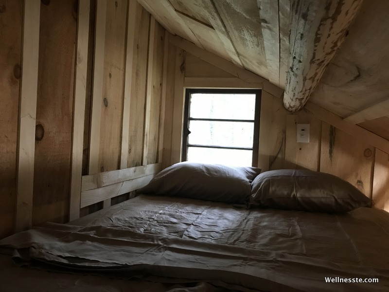 Goodall's Treehouse Cabin at Wellnesste Lodge in Upstate NY_Main Floor 7.jpg