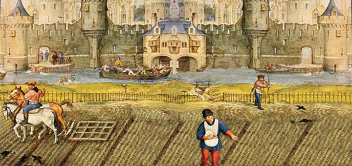 Vale do Silício medieval.