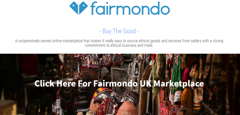 Imagem extraída de  fairmondo.uk