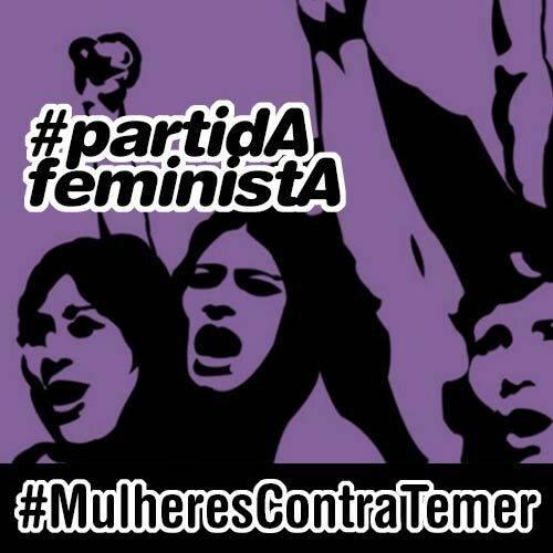 PartidA - Movimento que funciona como um partido, a fim de impulsionar mulheres feministas para a ocupação do governo.